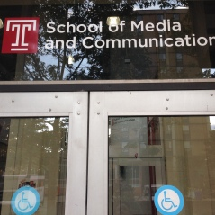 The School of Media and Communication os home to Journalism, Strategic Communication and Advertising majors.